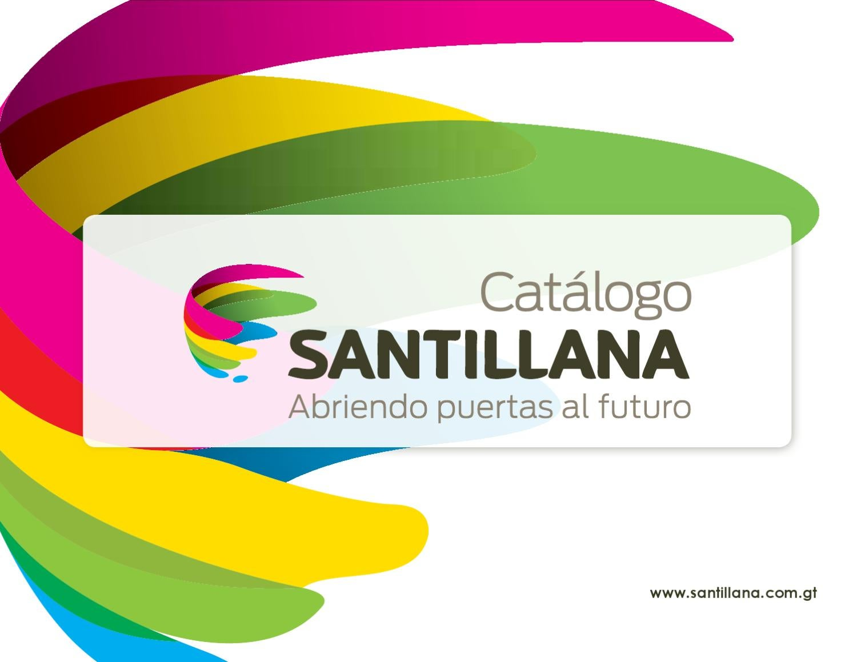Cátalogo Santillana Guatemala by Santillana CAN - issuu