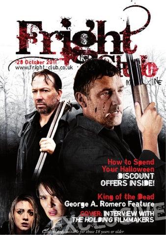 Fright Club Magazine Issue 6 By Fright Club Issuu