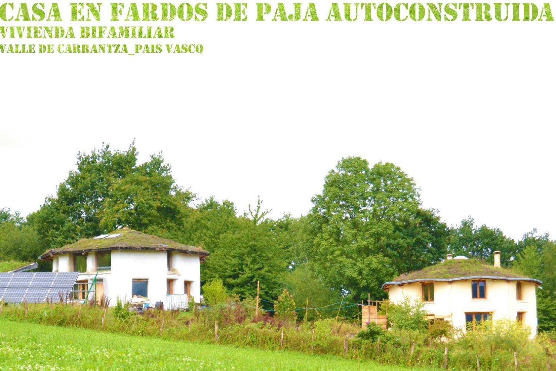 Vivienda bifamiliar en fardos de paja valle carranza pais vasco by alessandro pucci issuu - Casas pais vasco ...