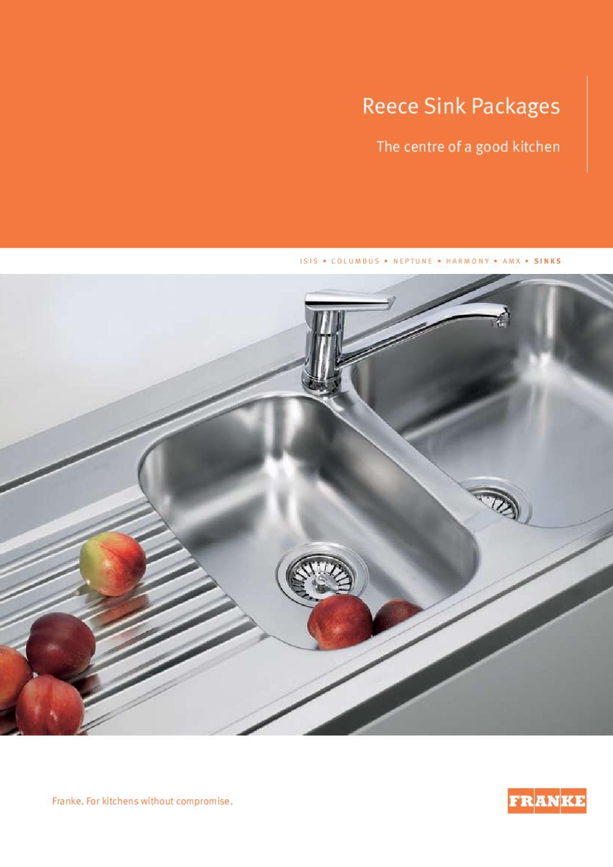 Reece Kitchen Sinks