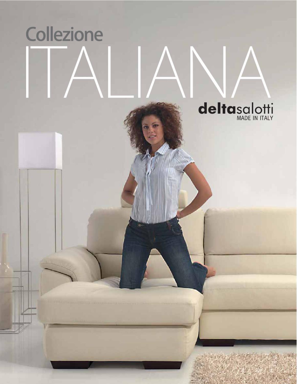 Divano Nuvola Delta Salotti.Cat Collezioneitaliana Lr By Immagine Design Issuu