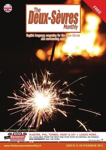 The Deux Sèvres Monthly November 2011 By The Deux Sèvres