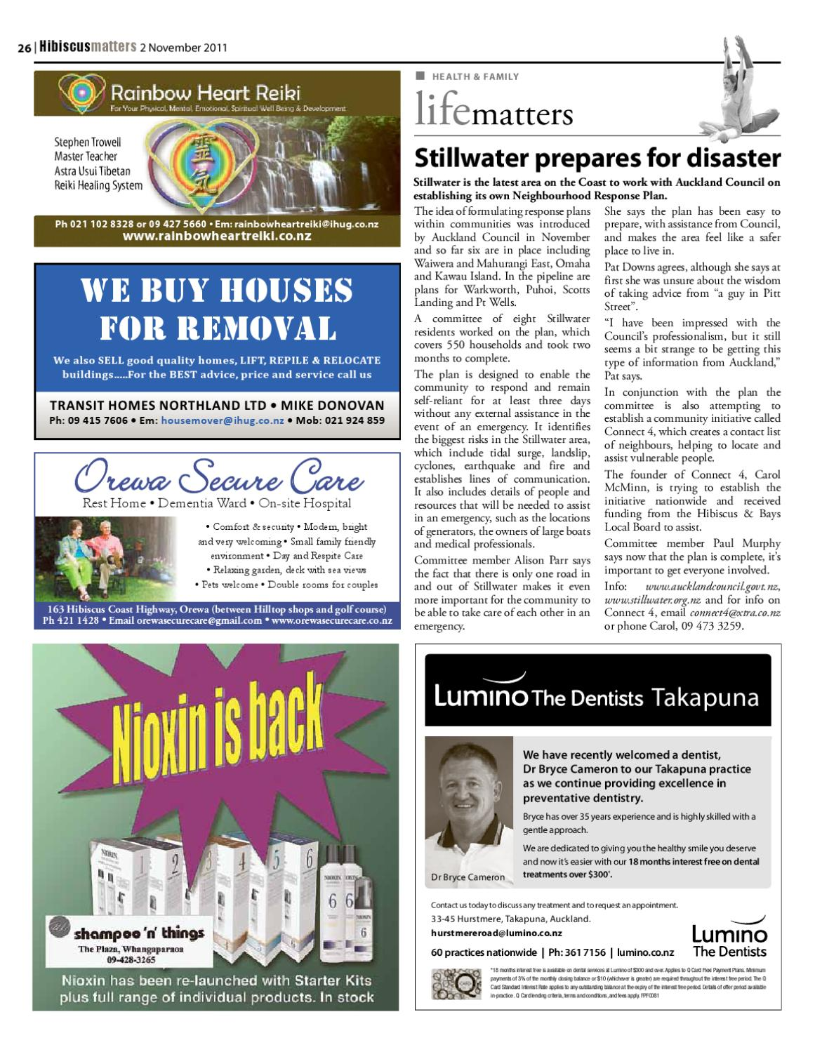 Hibiscus Matters November 2 by Hibiscus Matters - issuu