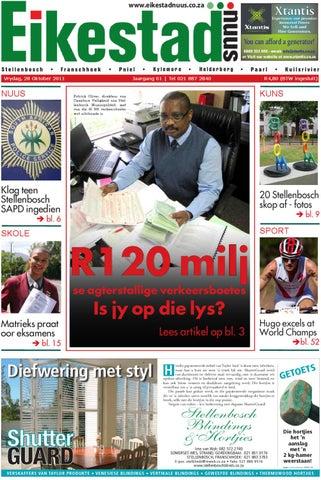 Eikestad nuus 28 october 2011 by eikestad nuus issuu page 1 fandeluxe Images