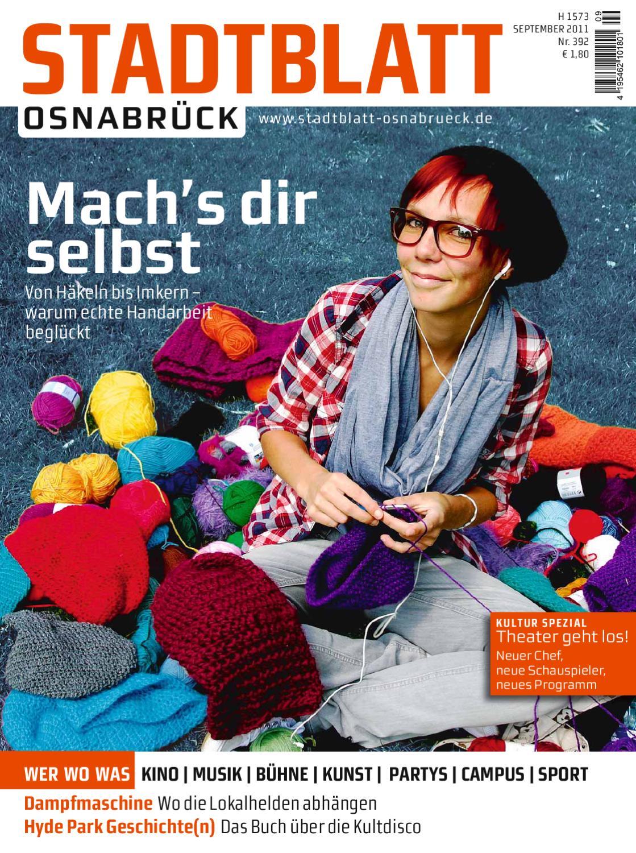 STADTBLATT 201109 By Bvw Werbeagentur