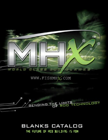 MHX - Catalogo 2011 by JOHNNY LARRI - issuu