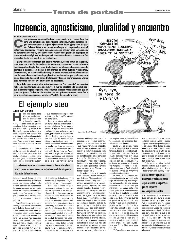 Alandar Nº 282 Noviembre 2011 By Revista Alandar Issuu