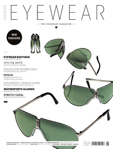 e0ebf289a86a Eyewear Issue 01 by Monday Publishing GmbH - issuu