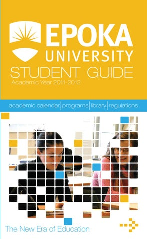 Student Guide 2012 By Eduard Pagria Issuu