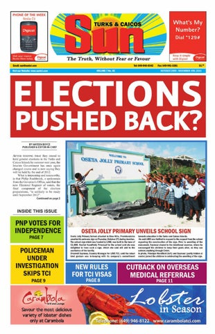 Volume 7 Issue 42 By The Sun Newspaper Issuu