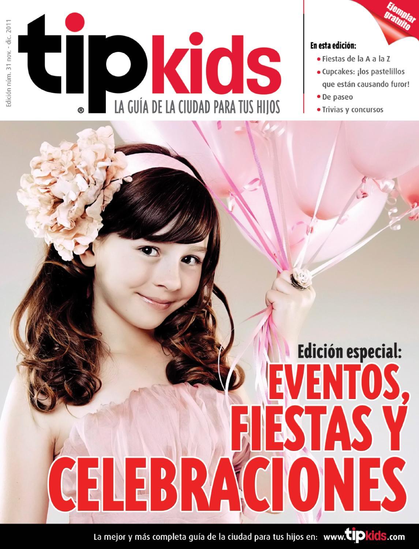 Tip Kids Especial de Eventos, Fiestas y celebraciones by Tip Kids ...