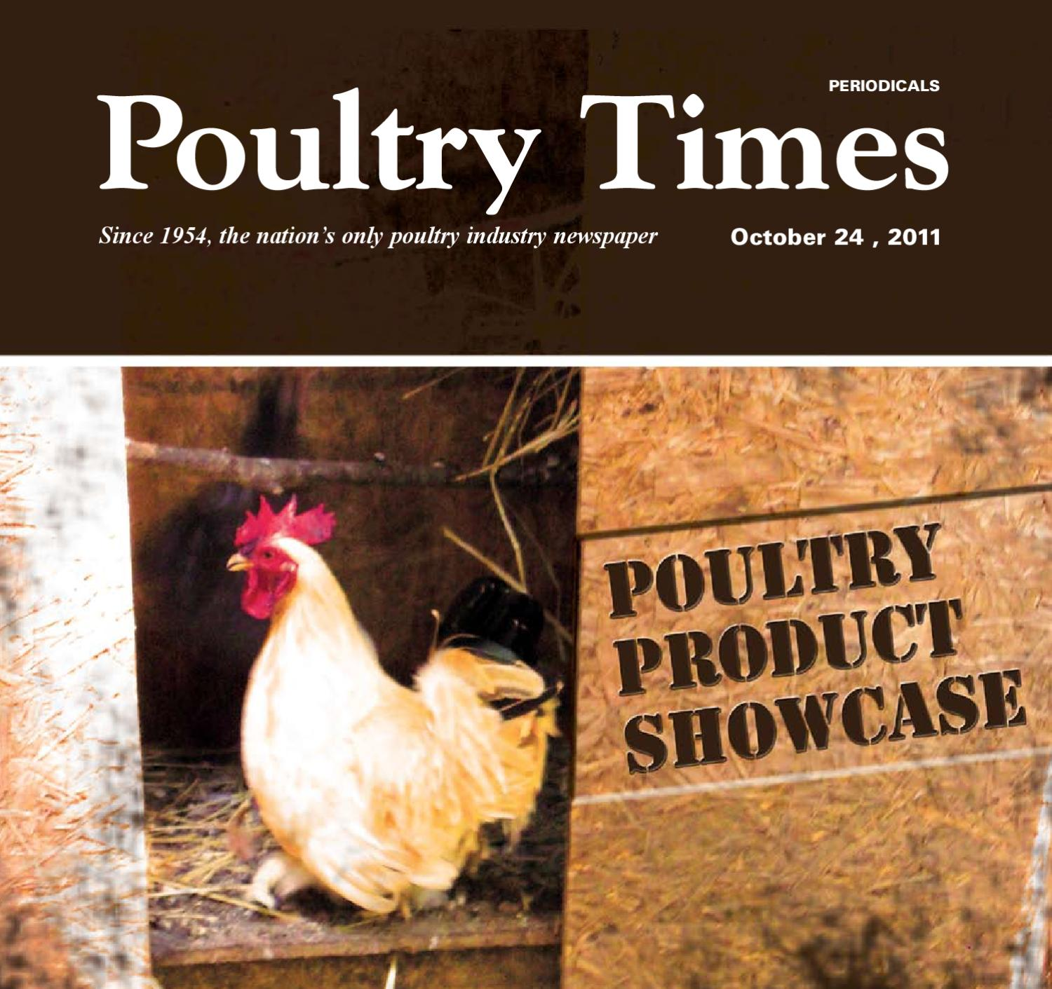 Colormaster albertville al - Poultry Times October 24 Issue