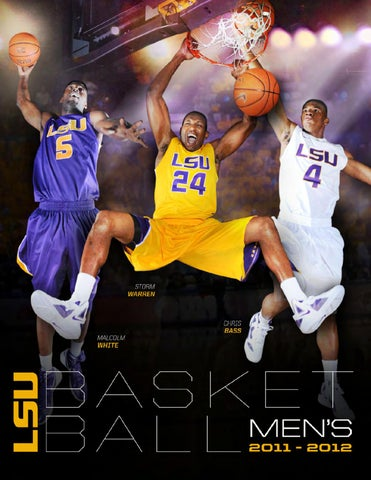 46f9e4285 2011-12 LSU Men s Basketball Media Guide by LSU Athletics - issuu