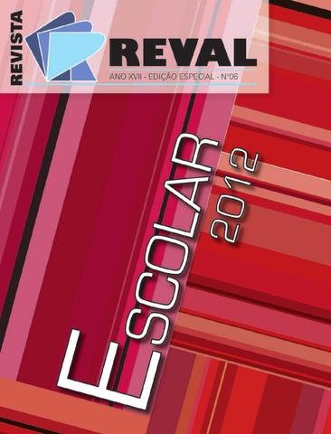 b7141ae9c4 Revista Reval Escolar 2012 by Reval Atacado de Papelaria Ltda. - issuu