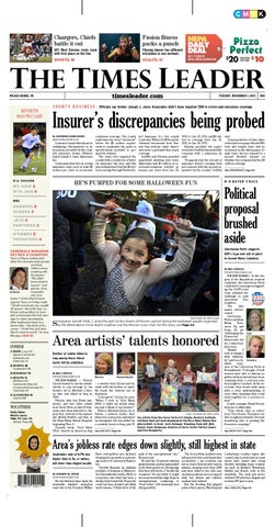 Times Leader 11-01-2011 by The Wilkes-Barre Publishing Company - issuu 3ad488b4f