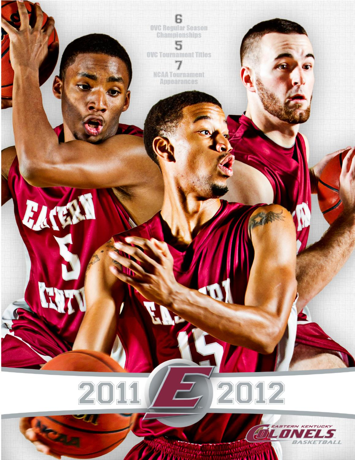 6491bc689073 2011-12 EKU Men s Basketball Media Guide by EKU Sports - issuu