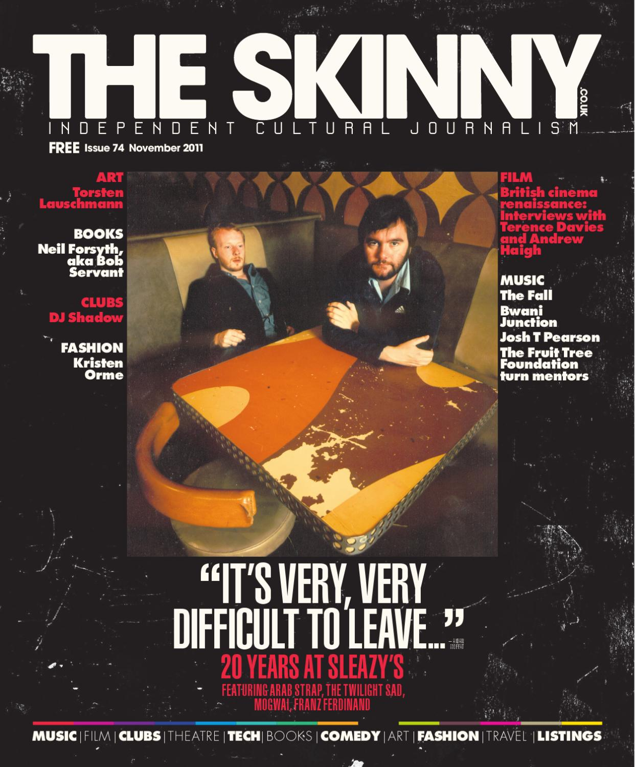 The Skinny November2011 By Issuu Pressure Cooker Tebus Double Pan Piknik Set Locksy