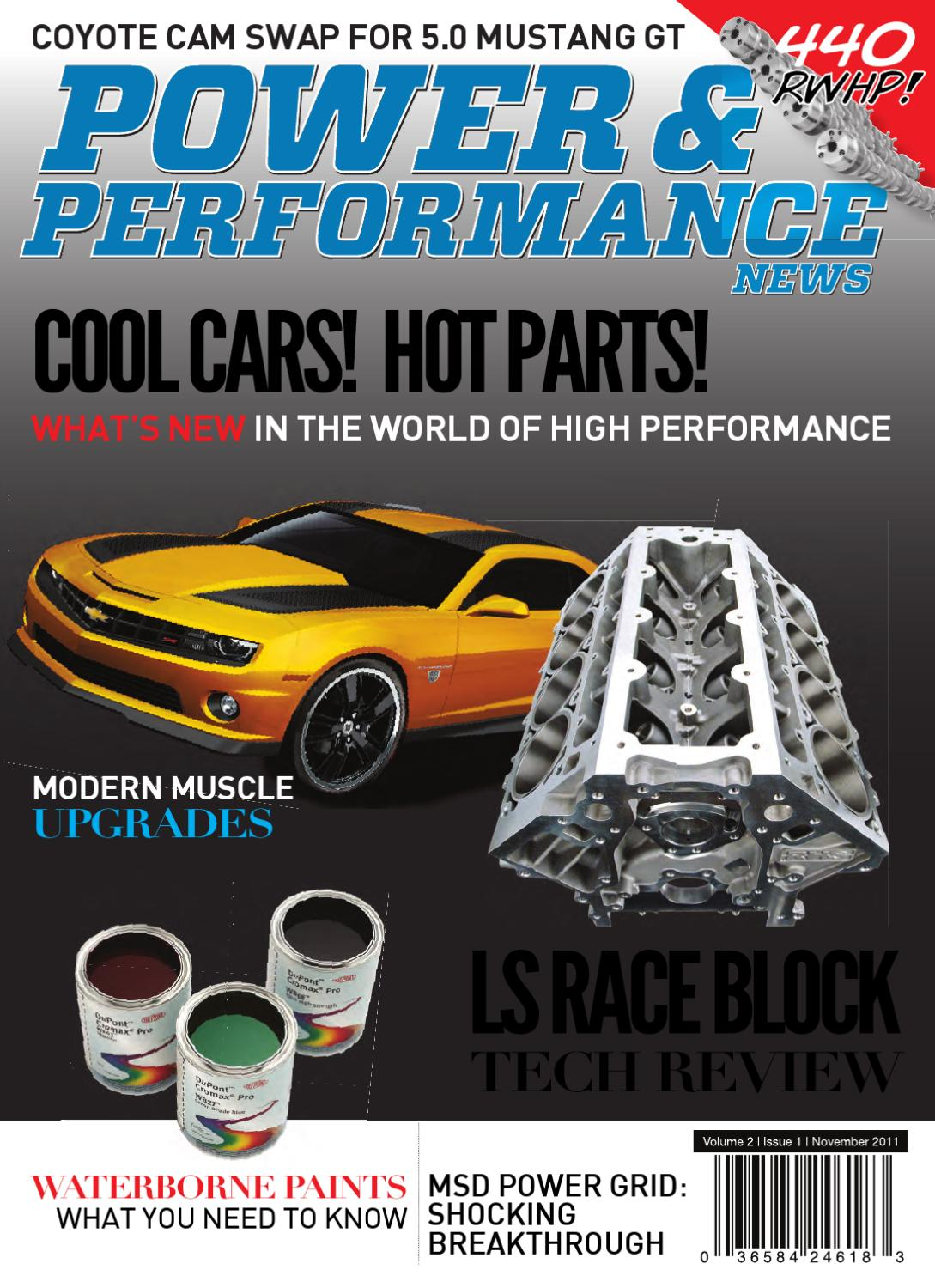 Power Performance News Fall 2011 By Xceleration Media Issuu Ford C4 Rebuilt Street Strip Transmission With Converter