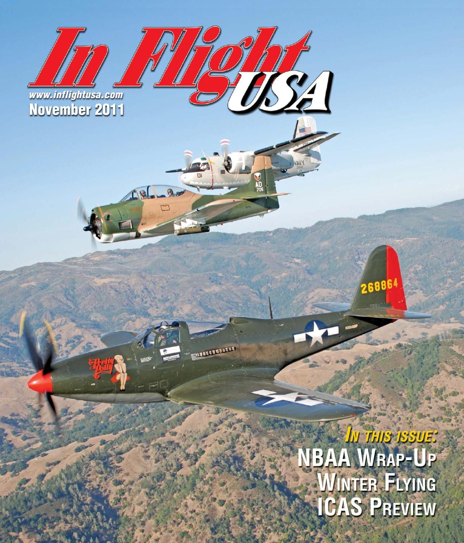 November 2011 In Flight USA by Anne Dobbins - issuu