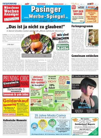 Der Sitzmacher kw 44 2011 by wochenanzeiger medien gmbh issuu