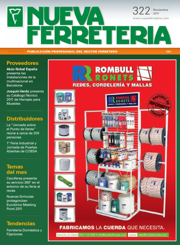Ferreteria - 322 by Digital Newspapers S.L. - issuu