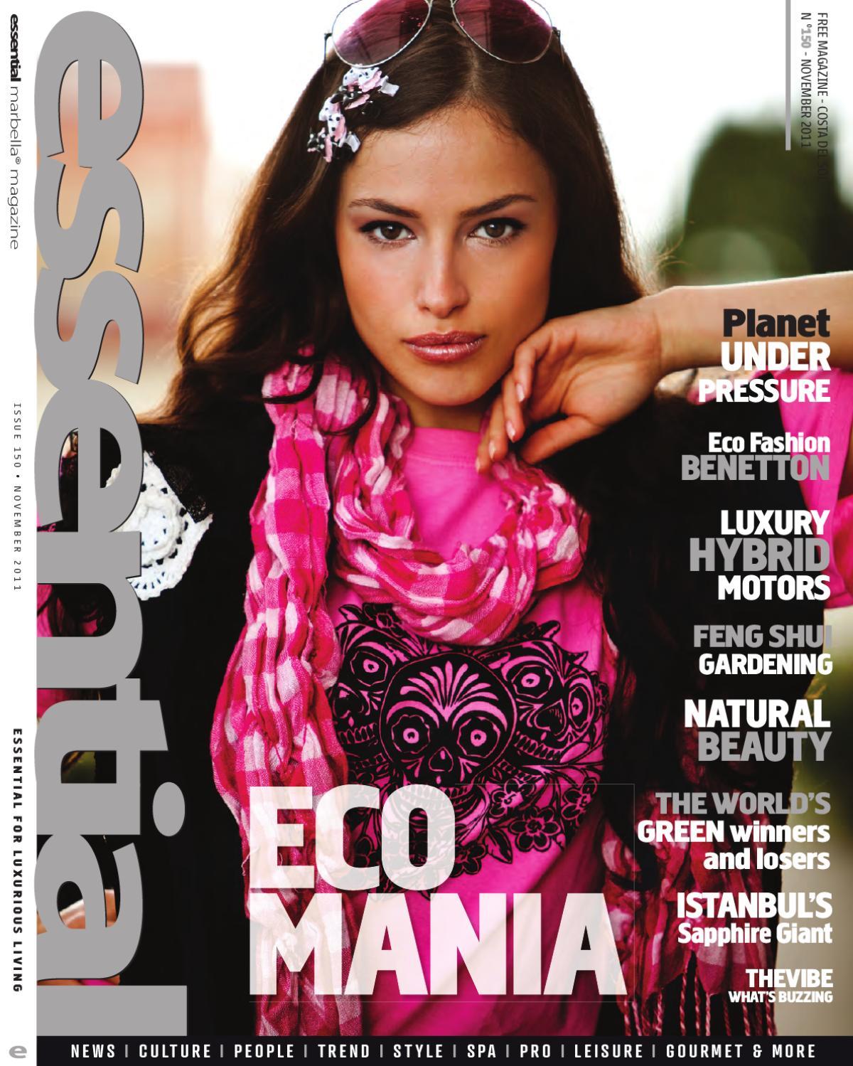 8e885656de66e Essential Marbella Magazine November 2011 by Publicaciones Independientes  Costa del Sol S.L. - issuu