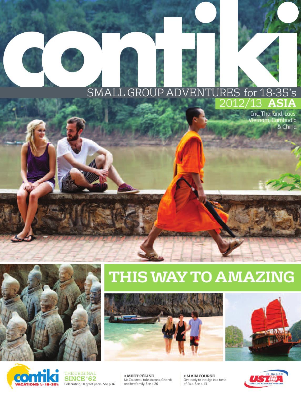 Contiki Tour Stories