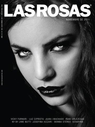 Rosas Las By Issuu Noviembre 2011 180 Revista 76gfby