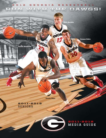 97ce2efa1413 2011-12 Georgia Bulldogs Men s Basketball Media Guide by Georgia ...