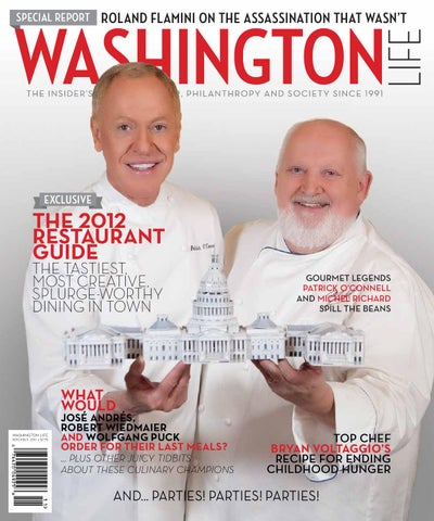Washington Life Magazine November 2011 By Washington Life Magazine