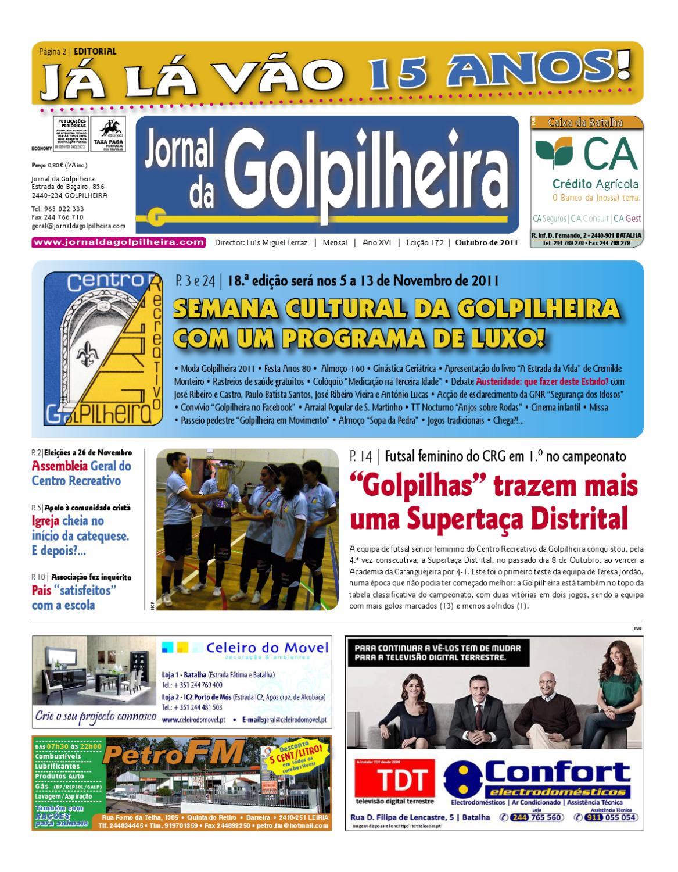 1110 Jornal da Golpilheira Outubro 2011 by Jornal da Golpilheira - issuu ac3bd99ad0577