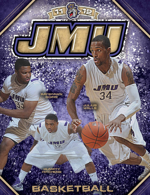 ca7bcd772 2011-12 JMU Men s Basketball Guide by James Madison University Athletics -  issuu