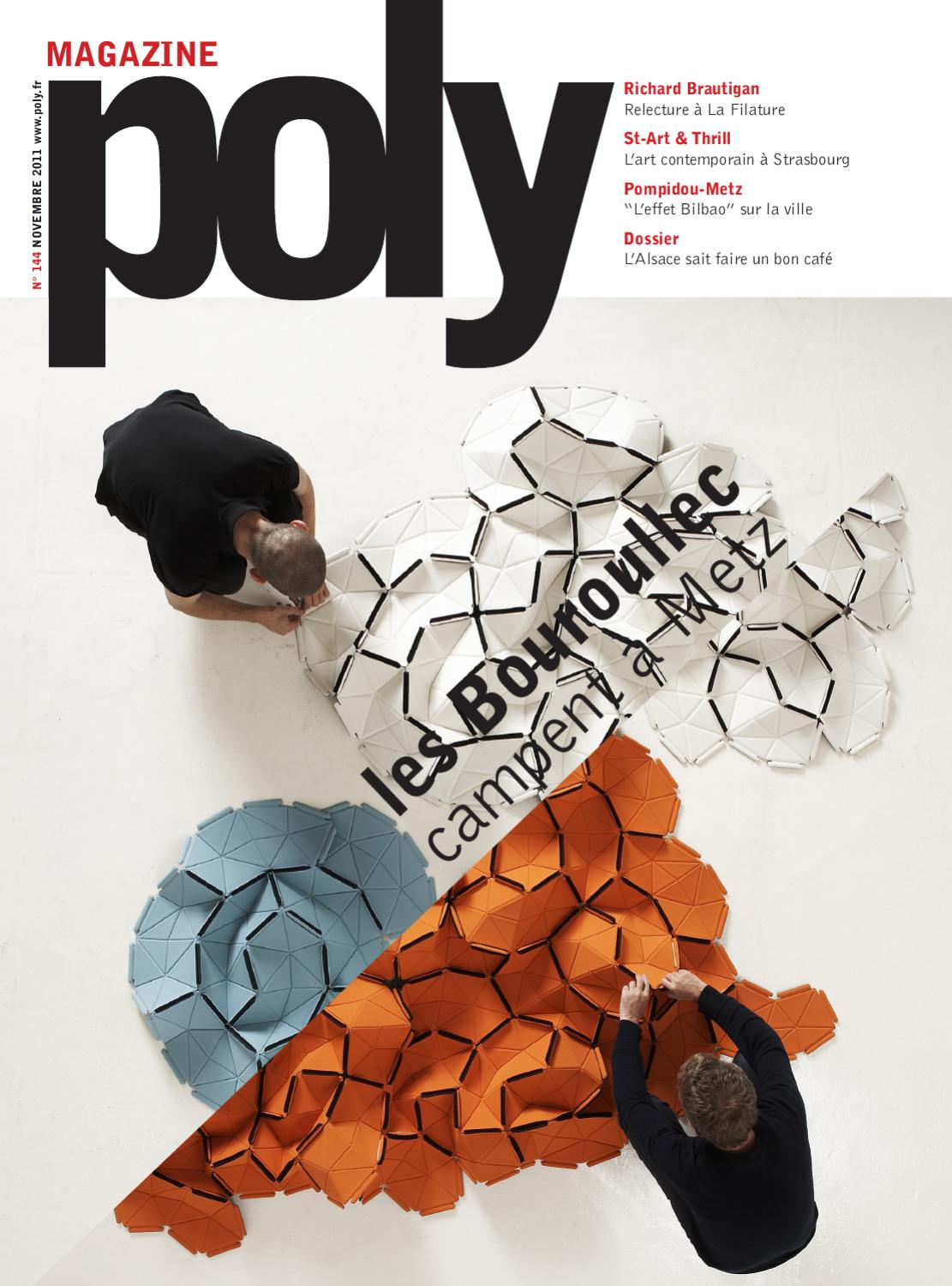 Issuu N°144 Poly Novembre By 2011 OPnw0k
