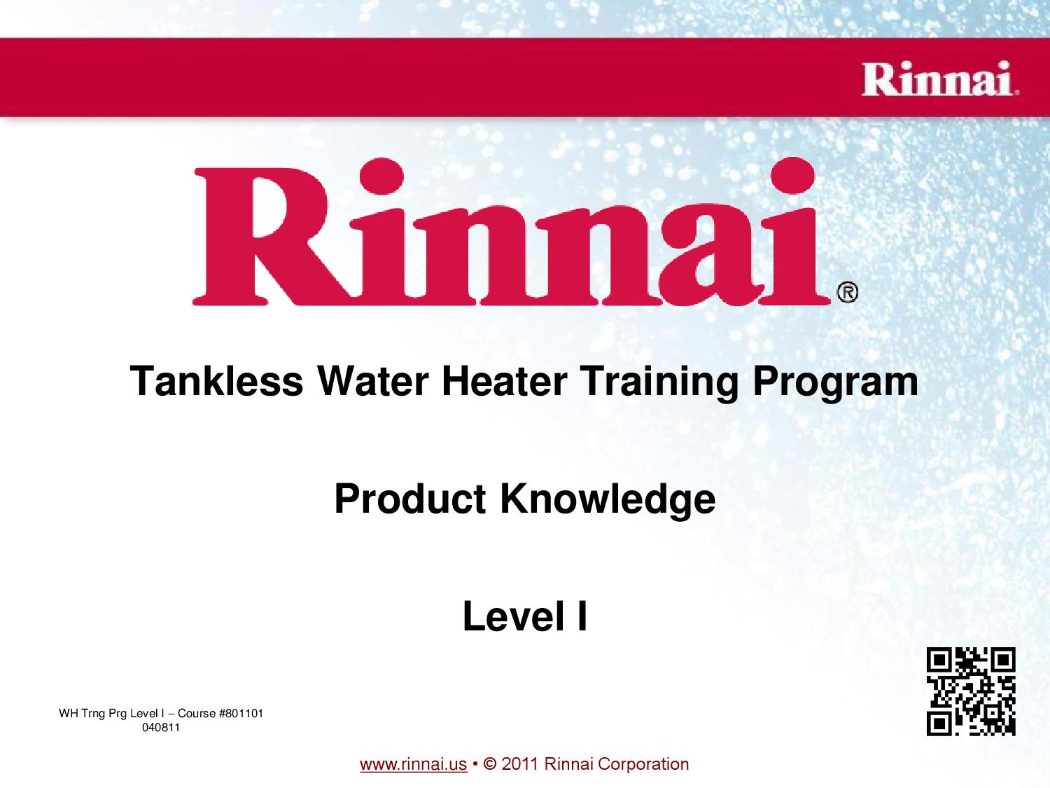 Rinnai By Darryl Gibson Issuu Pulse Ignition Water Heater Multi