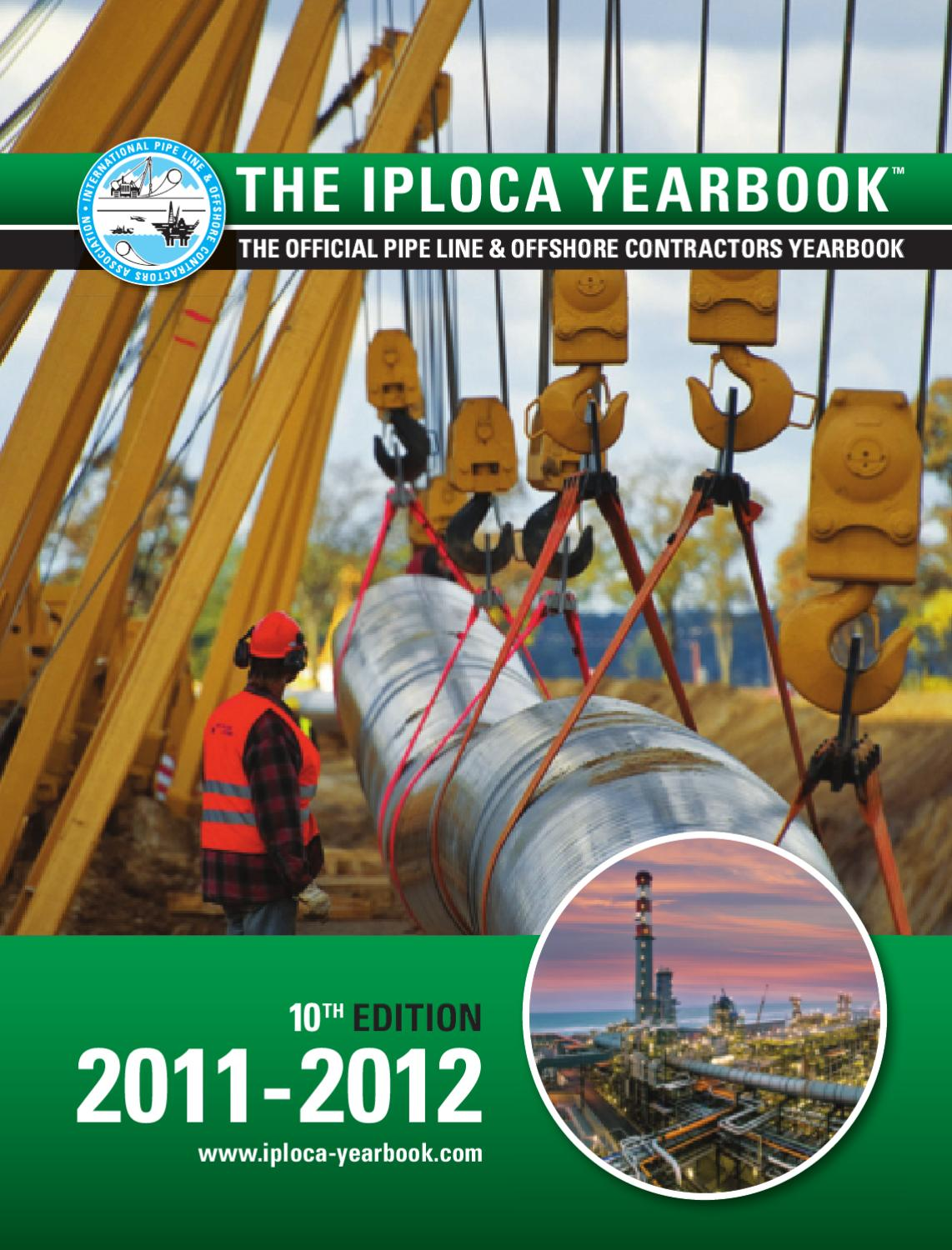 IPLOCA Yearbook 2011-2012 by Pedemex BV - issuu