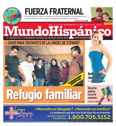 Mundo Hispanico 11-03-11 by MUNDO HISPANICO - issuu 7ae361d72810a