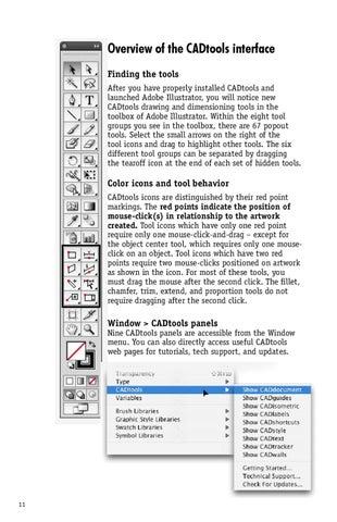 cadtools 11 for illustrator