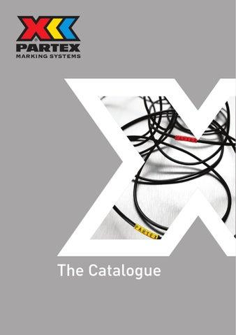 69fc709b0edb Partex UK Catalogue by Partex Marking Systems UK - issuu