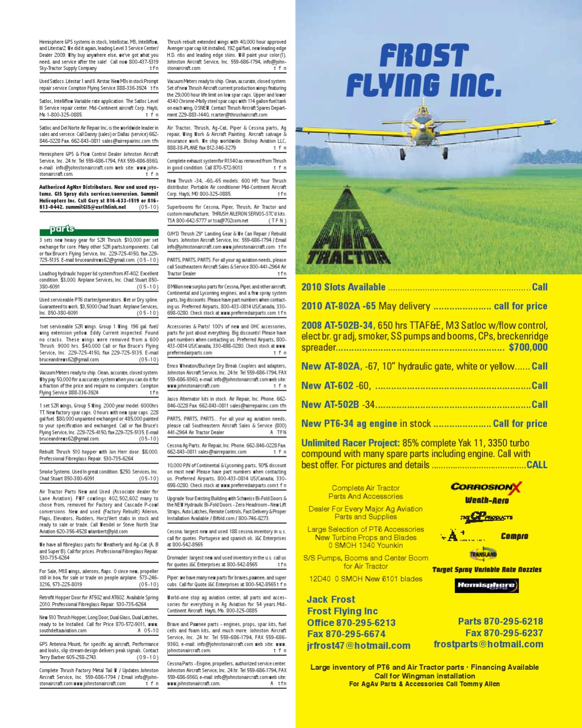 May 2010 - Edition in English