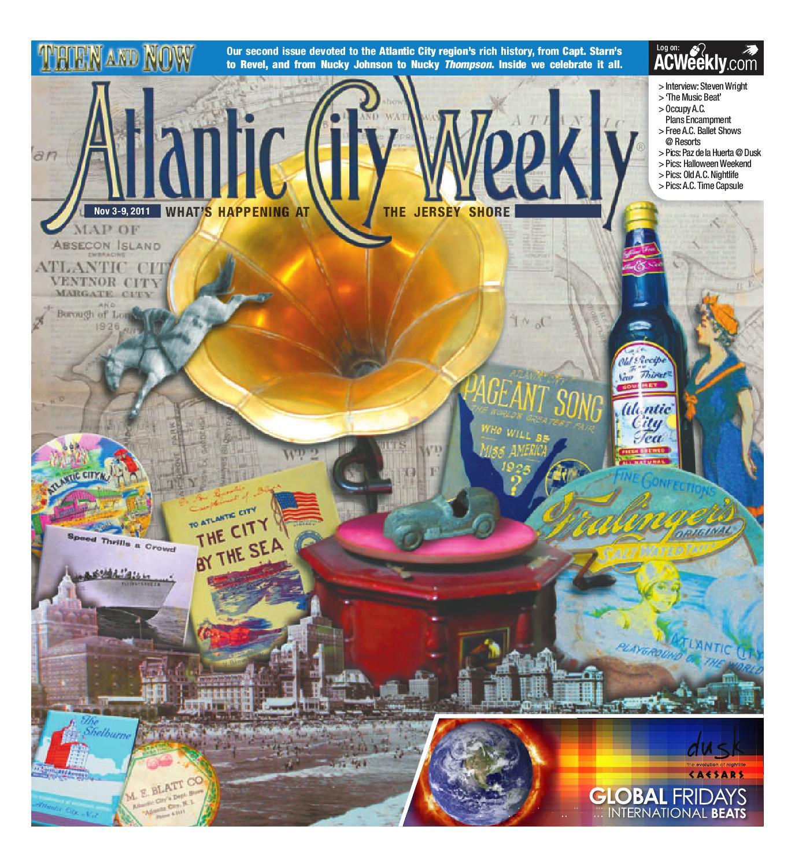 Atlantic City Weekly 11 3 11 By Atlantic City Issuu