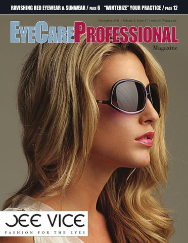 297e12981d November 2011 Issue of EyeCare Professional Magazine by ECP Magazine ...