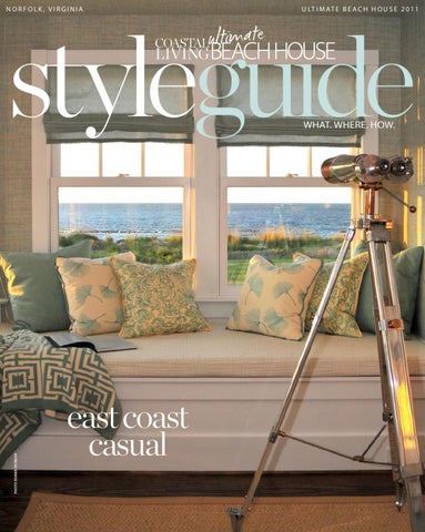 Coastal Living Ultimate Beach House 2011 Style Guide By Jared George ...