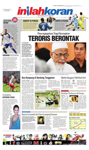 Teroris Berontak by Inilah Koran - issuu 8686267d01