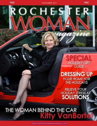 Van Bortel Ford >> Rochester Woman Magazine November 2011 by Rochester Woman Magazine - Issuu