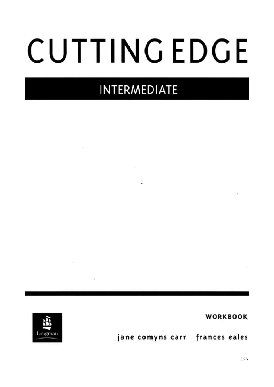 Workbooks cutting edge workbook : Cutting Edge intermediate woork book by Gundegmaa Erdeneochir - issuu