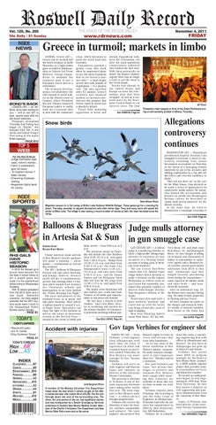 10-04-11 RDR NEWSPAPER by Roswell Daily Record - issuu 70ee506d0