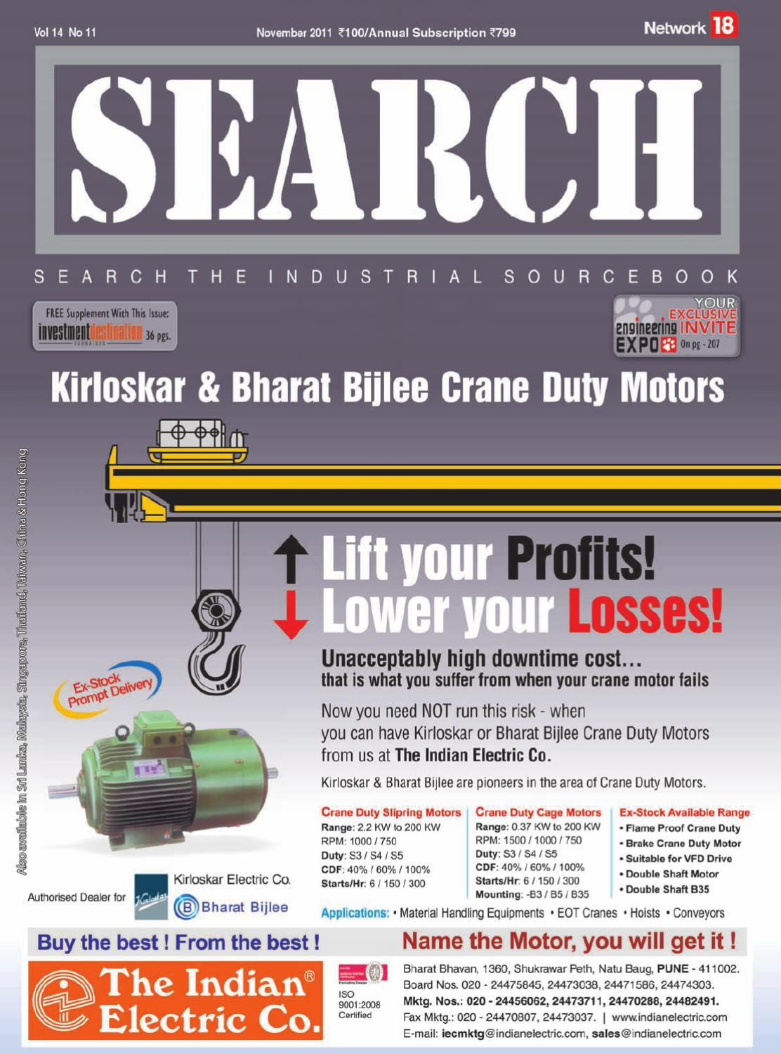 Search November 2011 By Infomedia18 Issuu Wilo Mhi 203e Pompa Air Multistage Stainless Steel