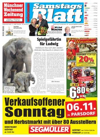 KW 44-2011 by Wochenanzeiger Medien GmbH - issuu