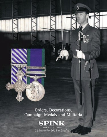 orders decorations campaign medals amp militaria by spink