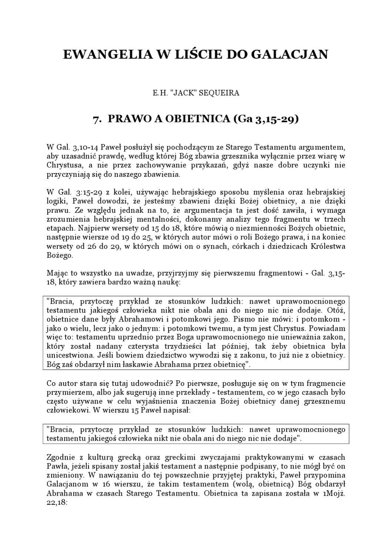 Prawo A Obietnica By Wydawnictwo Znaki Czasu Issuu